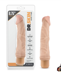 COCK VIBE 6 DR. SKIN